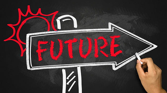 Autonomie der Autos Zukunft