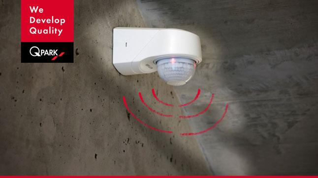 Beleuchtung Bewegungsmelder für Effizienz