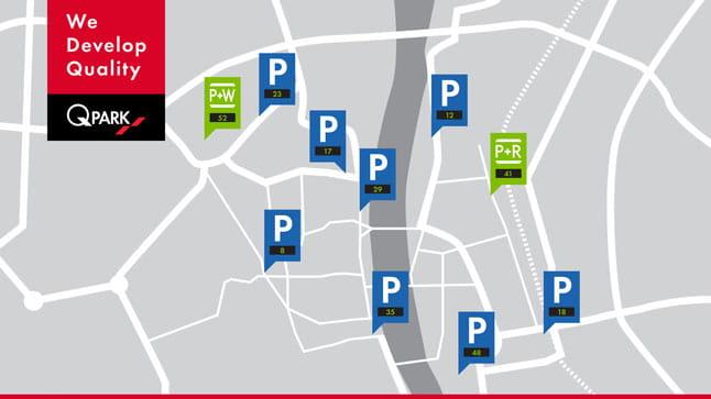 Verkehrsknotenpunkte urbane Mobilität