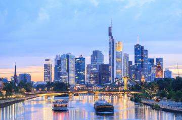 Frankfurt Parken Innenstadt