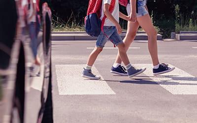 Q-Park støtter trafiksikkerhed