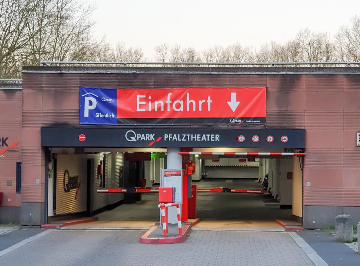 K In Lautern Parkhaus