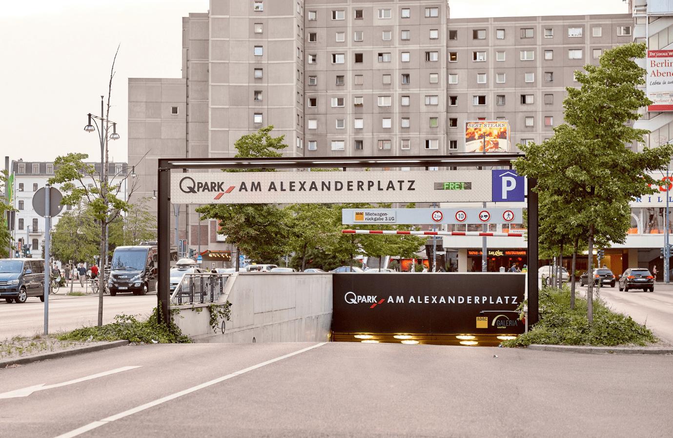 Parkhaus Unter Den Linden