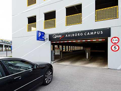 Q-Park Aalborg City Campus