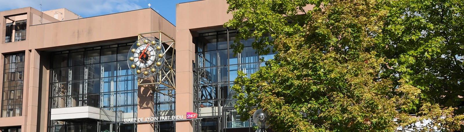 Parking Q-Park Francfort - Gare Part-Dieu