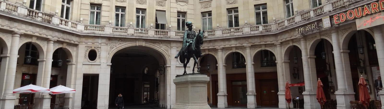 Q-Park Edouard VII - Olympia - Haussmann
