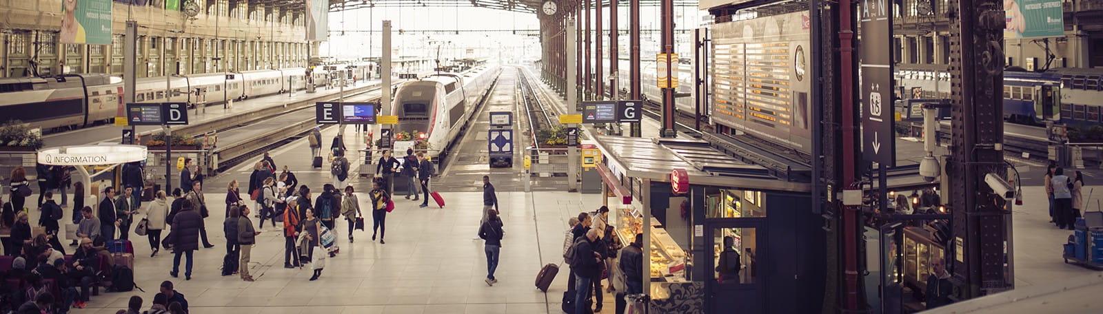 Q-Park Daumesnil - Gare de Lyon train station
