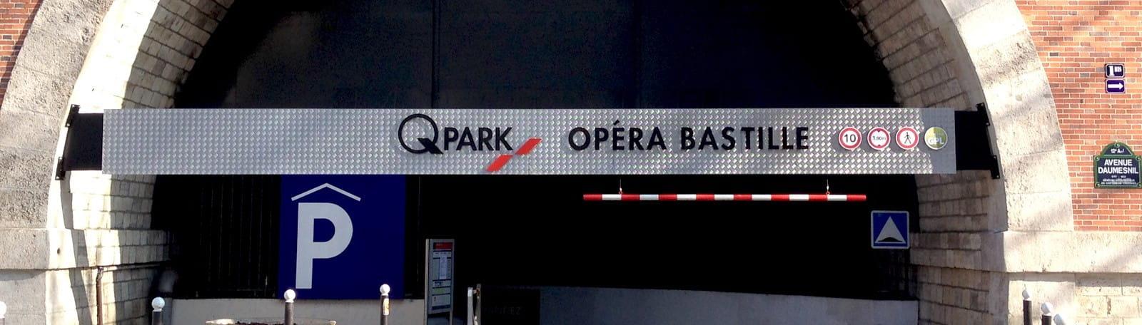 Q-Park Opéra Bastille