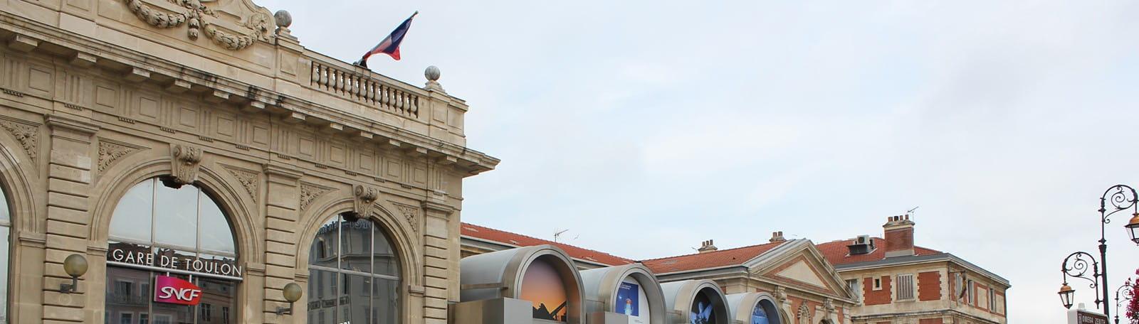 Q-Park La Gare