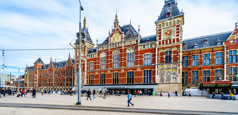 Parkeren Q-Park Amsterdam Centraal