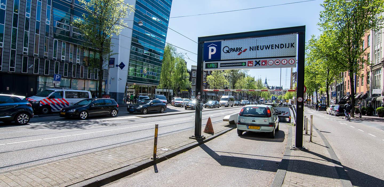 Parkeren Q-Park Nieuwendijk