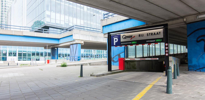 Parkeren Q-Park Rijnstraat