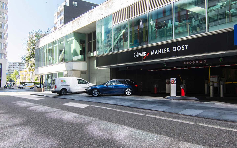 Parking Q-Park Mahler