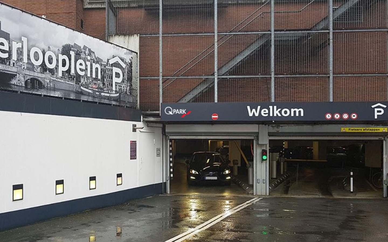Parkeren Q-Park Waterlooplein