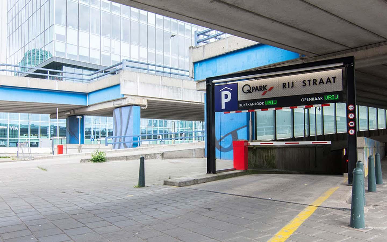 Parking Q-Park Rijnstraat
