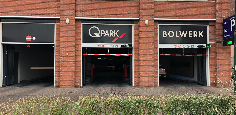 Parkeren Q-Park Bolwerk