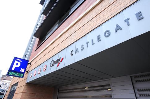 Parking Car Park Sheffield Castlegate