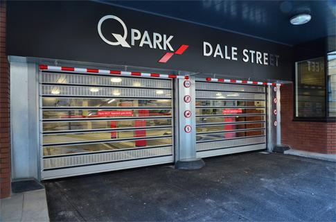 Parking Car Park Liverpool Dale Street
