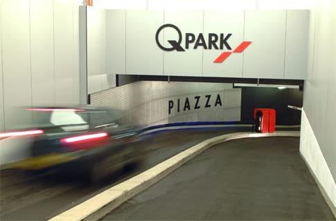 Parking Car Park Manchester Piazza