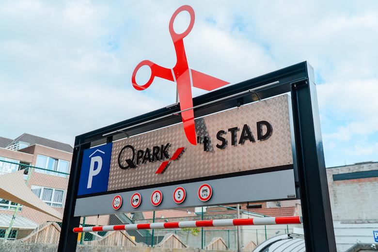 Q-Park 't Stad wordt De Knip