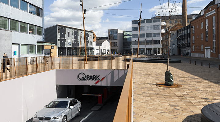 Q-Park Grønnegade