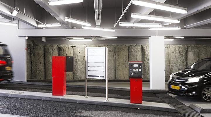 Q-Park Grønnegade automat