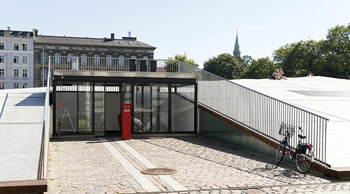 Q-Park Nørreport