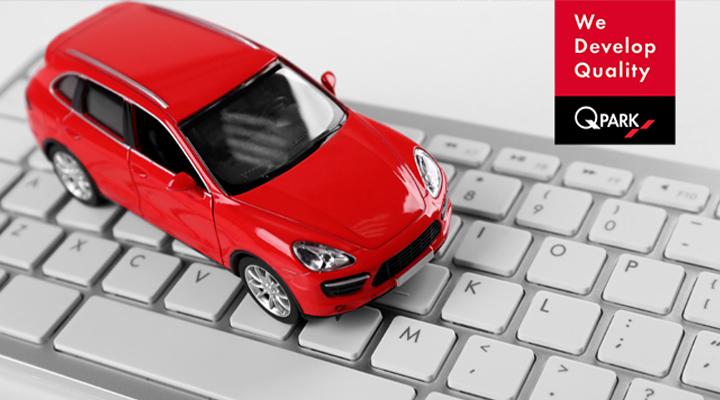 Q-Park_digitale_servicer_bil_keyboard