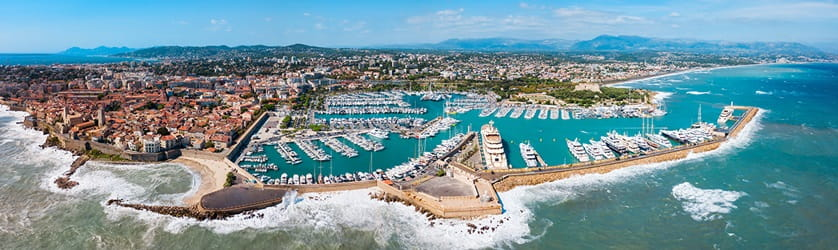 Parking Port et Centre-Ville - Stationner à Antibes