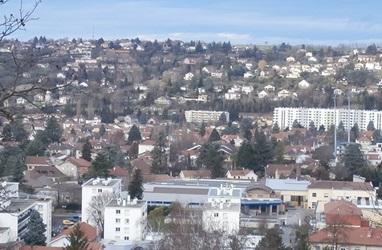 Park in Bourgoin-Jallieu