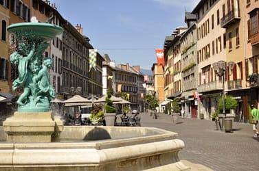 Stationner à Chambéry