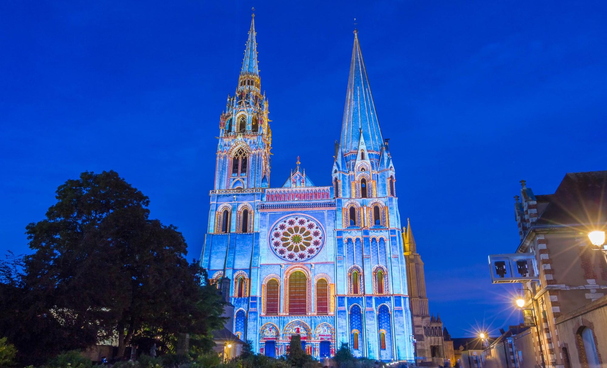 Stationner à Chartres