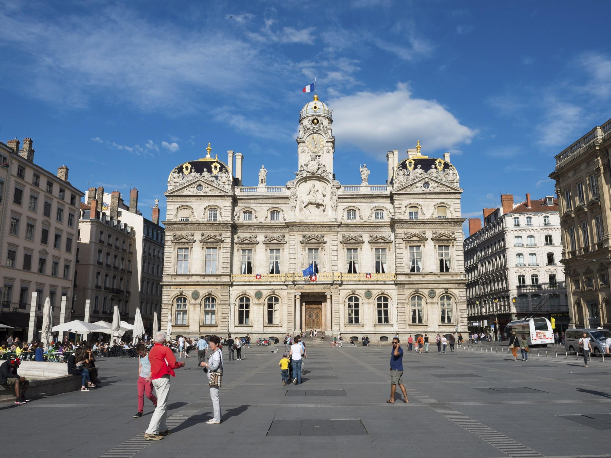 Stationner à Lyon
