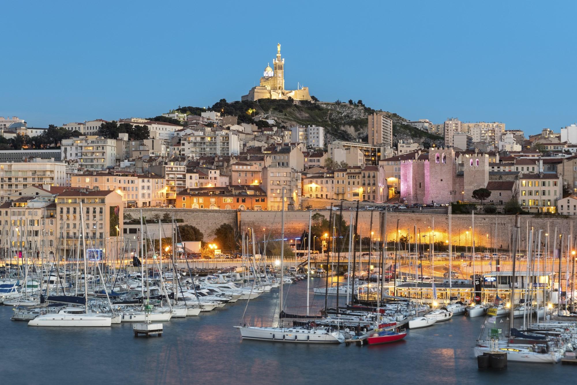 Stationner à Marseille