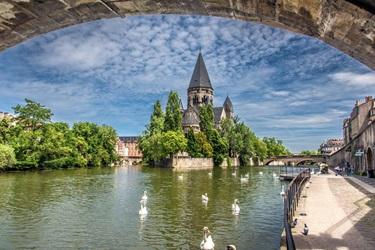 Stationner à Metz