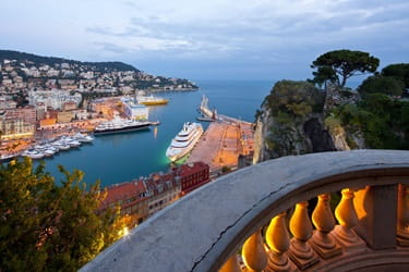 Parking in Nice