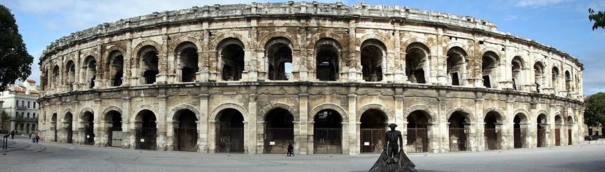 Stationner à Nîmes