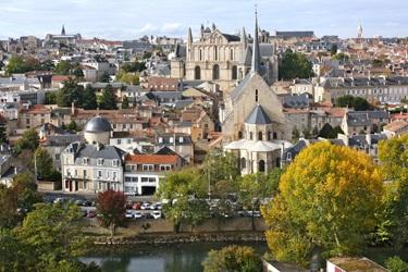 Stationner à Poitiers