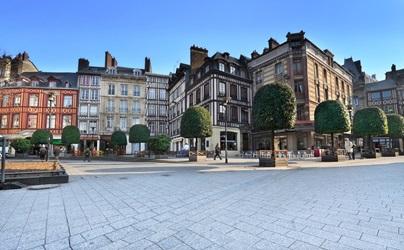 Stationner à Rouen