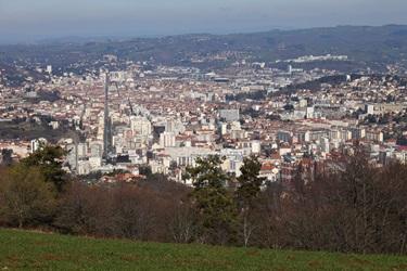 Stationner à Saint Etienne