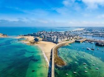 Stationner à Saint-Malo