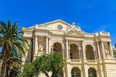 ville de Toulon - Opéra