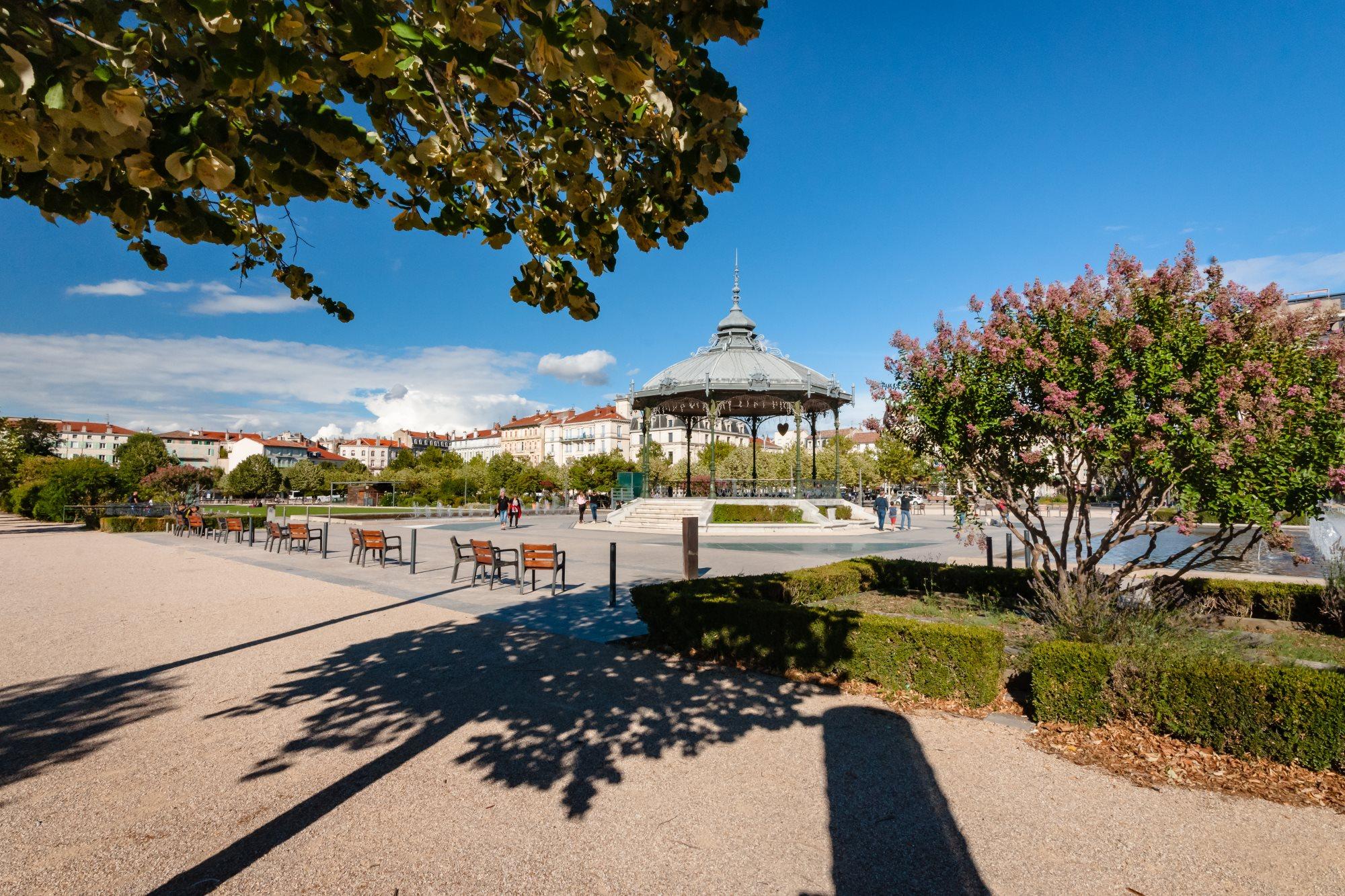 Stationner à Valence