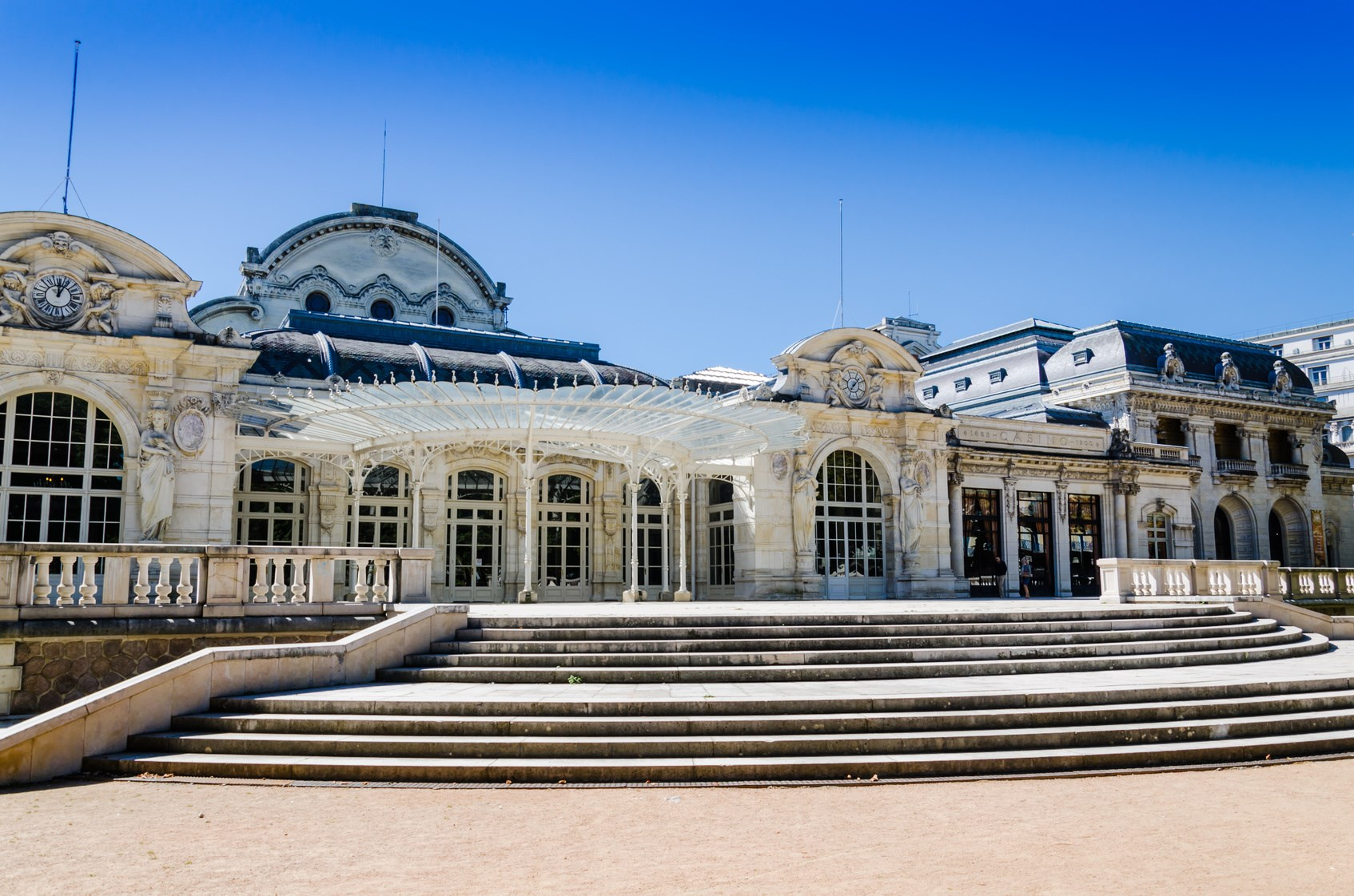 Stationner à Vichy
