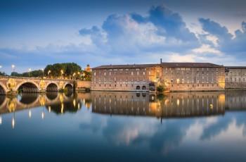 La campagne à Toulouse