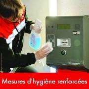 mesures d'hygiène