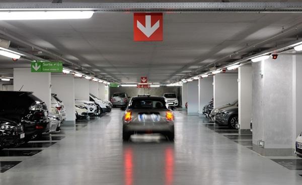 Parking Q-Park Cardinet Batignolles