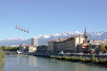 La montagne à Grenoble