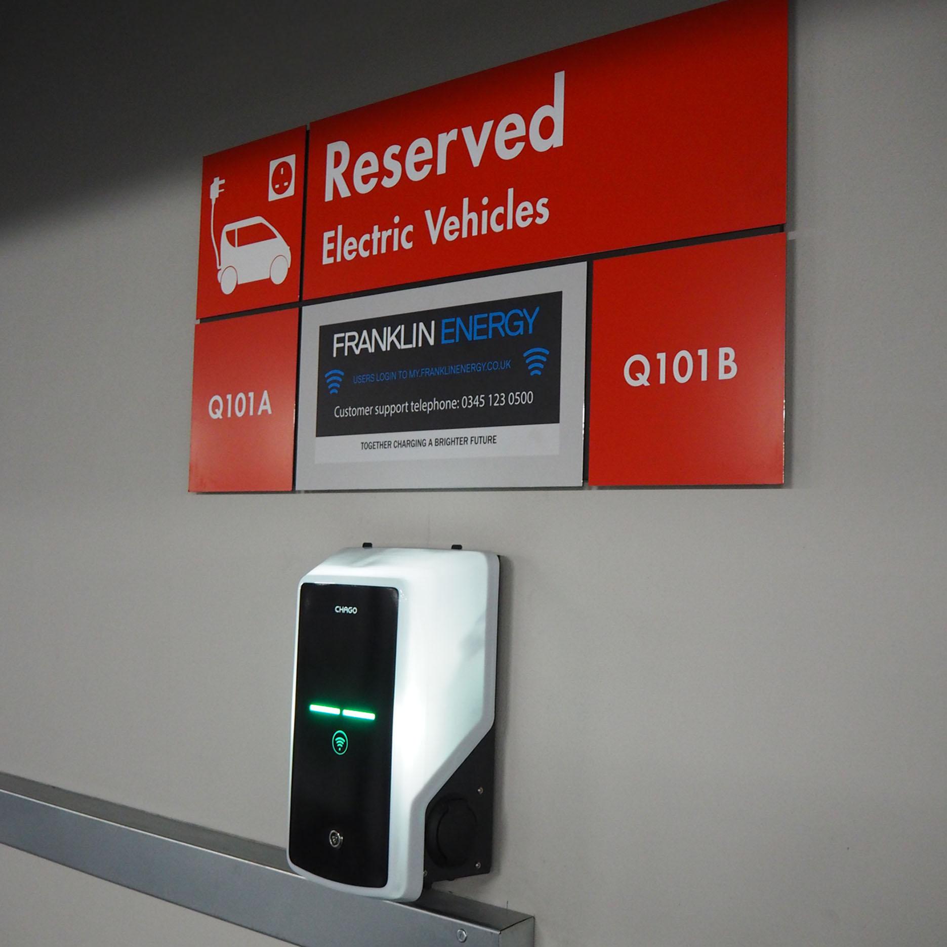 EV reserved