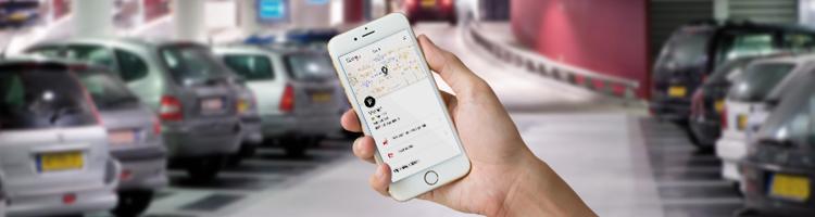 Q-Park app maastricht